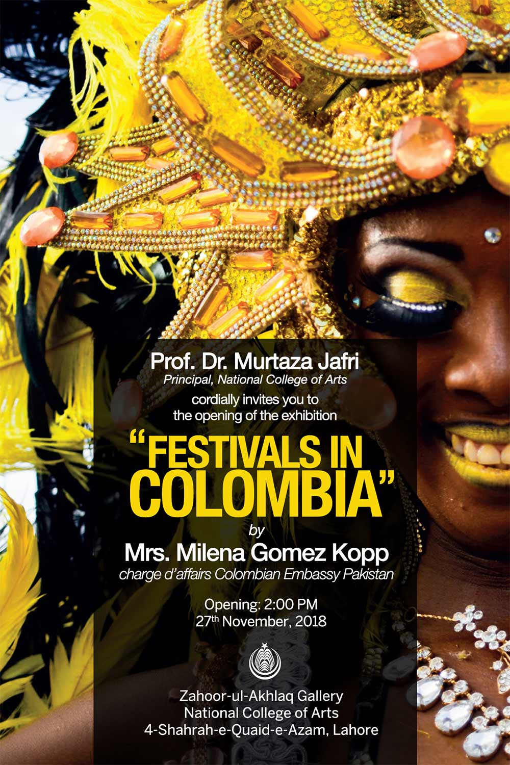 Festivals In Colombia Exhibition
