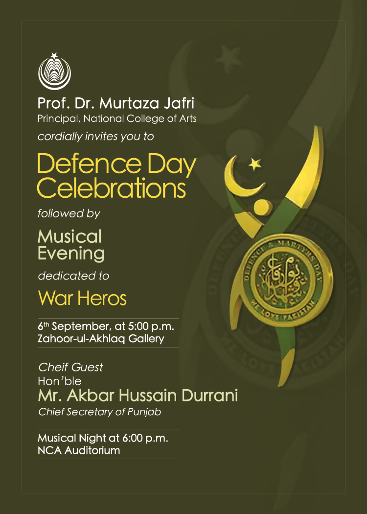 Defence Day Celebrations