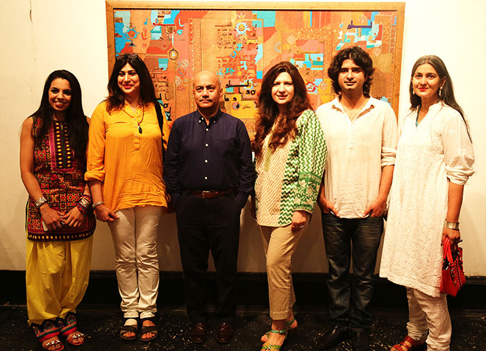 Iram Zia Exhibition